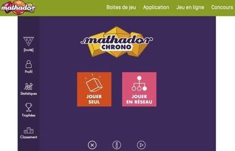 Mathador. Un jeu pour prendre les maths par les cornes | Les outils du Web 2.0 | Scoop.it