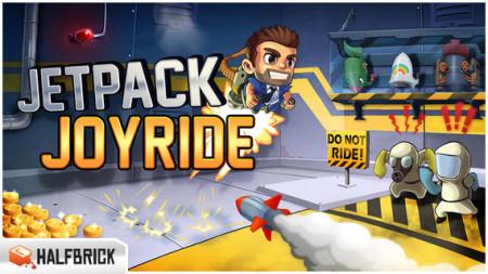 Jetpack Joyride | Mobile Games | Scoop.it