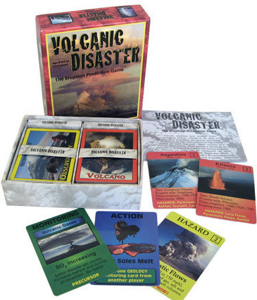 Volcanic Disaster Card Game   Aardrijkskunde   Scoop.it