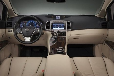2015 Toyota Venza Release date, review, redesign   Car Innovation   Scoop.it