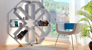 Design Milk: Design Blog with Interior Design, Modern Furniture, & Art | Modern Art Homes | Scoop.it