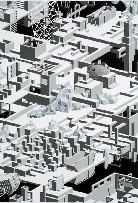 Richard Giblett's Architectural ALGORITHMS – – SOCKS | URBANmedias | Scoop.it