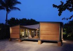 Louis Vuitton brings architect Charlotte Perriand's beach house to life | Art & Design | Scoop.it