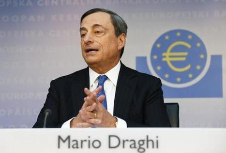 ECB's Draghi faces questions over guidance on rates | Eurozone | Scoop.it