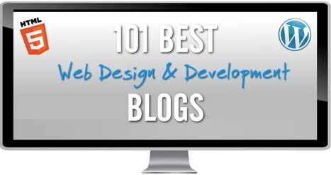 101 Best Web Design and Development Blogs | DashBurst | Social Media, Marketing and Promotion | Scoop.it