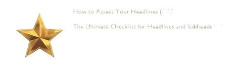 9 Steps to Write Your Ultimate Home Page Headline | HigherEd Using Curation | Scoop.it