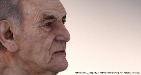 Next-Generation Character Rendering - Next Generation Life by Jorge Jimenez | Pralines | Scoop.it