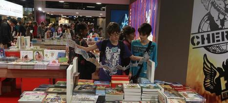 les héritiers d'Alice au salon de Montreuil 2015 - Le Figaro | littérature jeunesse | Scoop.it