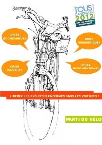 Le Parti Du Vélo | Vers les 500 signatures… | ECONOMIES LOCALES VIVANTES | Scoop.it
