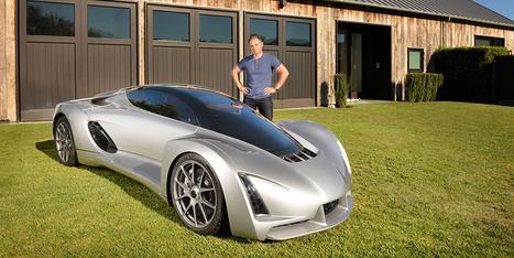 Du nouveau chez Peugeot : Réalité Virtuelle et Impression 3D en métal | 694028 | Scoop.it