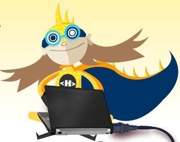 Hackasaurus: webpagina's eenvoudig samenvoegen, aanpassen, maken en delen | Web 2.0 tools: Mediawijsheid PO | Scoop.it