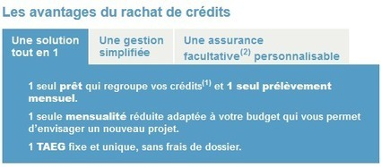 Rachat de crédit Cofidis Solution de refinancement par des experts | Rachat de crédits | Scoop.it