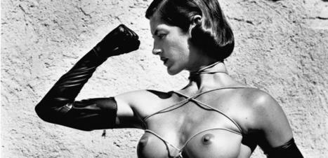 Helmut Newton : le Not Safe For Work s'expose au musée de la photographie d'Amsterdam | L'actualité de l'argentique | Scoop.it