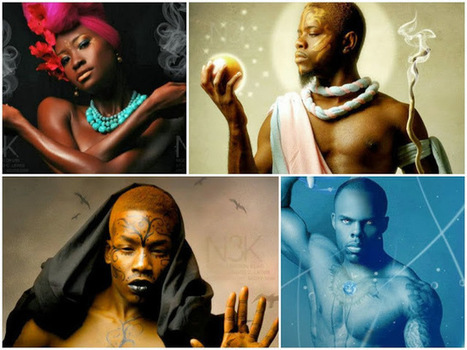GGN, Os desconhecidos deuses da mitologia africana; BH, 01201002013. | mithology | Scoop.it