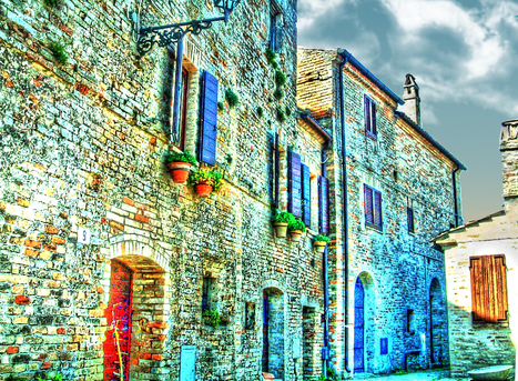 To Restore or not to Restore a House in Marche - Things Have Changed ! | Le Marche another Italy | Scoop.it