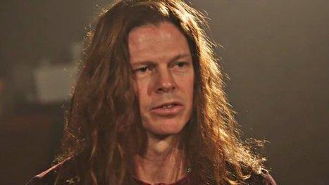 Guitarist CHRIS BRODERICK Quits MEGADETH | Metal News | Scoop.it