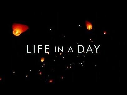 Life In A Day   Uppdrag : Skolbibliotek   Scoop.it