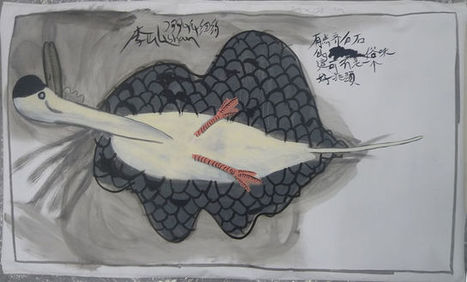 Artsy Editorial   The Top 10 Chinese Artists (Not Named Ai Weiwei)   Artsy   Contemporary Art   Scoop.it