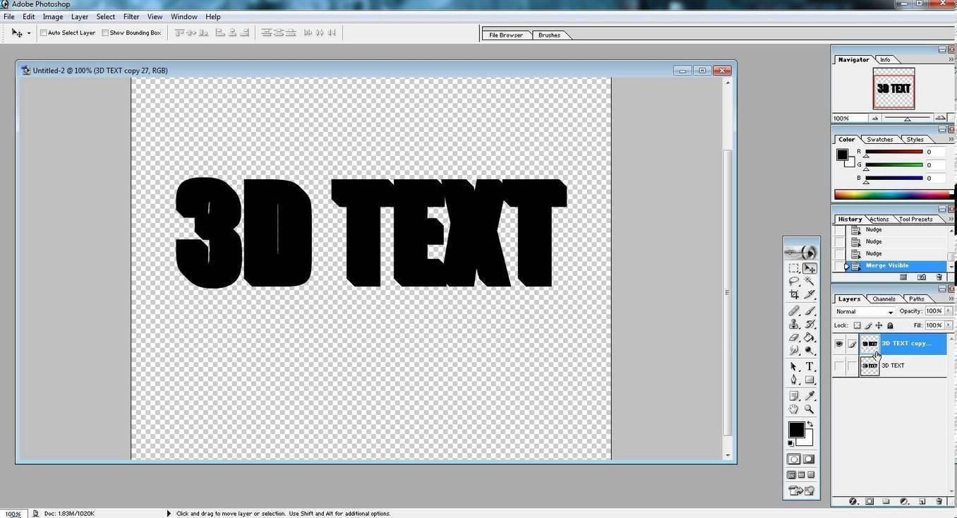 Как в html сделать обводку текста