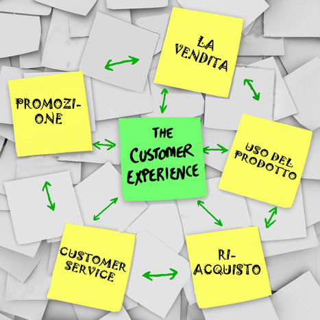 L'esperienza di marca: questa sconosciuta strategia! | Startup your self | Scoop.it