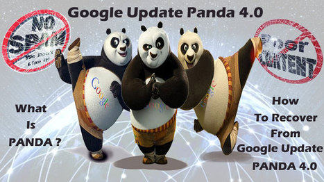 WHAT IS PANDA AND HOW TO RECOVER FROM GOOGLE UPDATE PANDA 4.0 | CMS Techies | Scoop.it