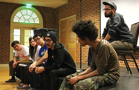 Multicultural open mic promotes identity | Mixed American Life | Scoop.it