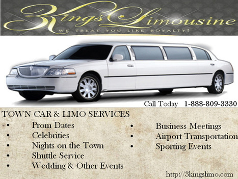 Limo service Cleveland OH | Luxury Car Travel Limousine | Scoop.it