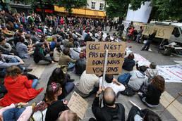 La journée mondiale d'action des indignés également célébrée à Paris #12M15M #occupynnocents #LesInnocents   #marchedesbanlieues -> #occupynnocents   Scoop.it