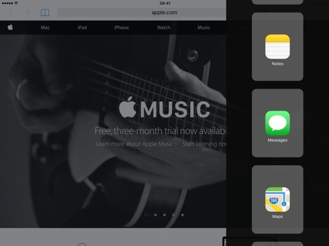 What can educators expect from iOS 9? - That #EdTech Guy's Blog | iPads in Education | Scoop.it