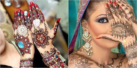 How To Choose The Best Henna Tattoo Supplies   Voguepk.com   Hennacity   Scoop.it
