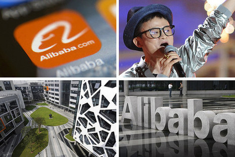 What is Alibaba? | Social Media & E-Commerce in China | Scoop.it