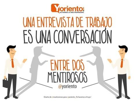 Entrevista de trabajo - Yoriento | CV-Entrevistas de Trabajo | Scoop.it