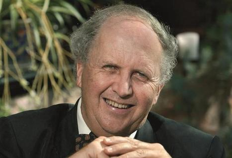 10 Questions for Alexander McCall Smith | Literature & Psychology | Scoop.it