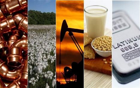 Las materias primas han tocado suelo | Top Noticias | Scoop.it