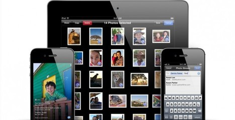 Photo Stream To Add Sharing | iPads in Education Daily | Scoop.it