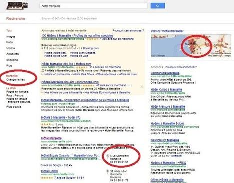 E-tourisme : Pourquoi intégrer Google Adresses dans votre stratégie d'entreprise ? | OTI Pays des Sorgues et Monts de Vaucluse | Scoop.it