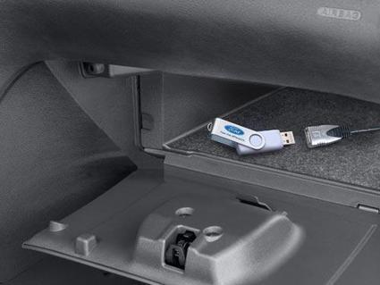 Ford USB Music Box brings USB functionality to older car models | Technology and Gadgets | Scoop.it