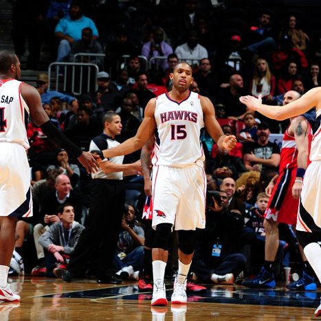 Final First-Half Atlanta Hawks Player Power Rankings   NBA News and Notes   Scoop.it