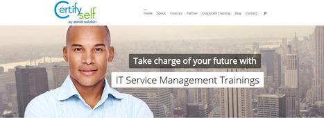 ITIL Foundation training in Kuala Lumpur, Malaysia | CERTIFYSELF | NET HUB | Scoop.it