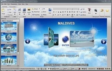 Descargar Aurora 3D Presentación [Portable] [Crea Presentaciones Interactivas] [DF] Gratis, Gratis Programas, Descargas, Freeware, Full, Noticias, Tutoriales | rick | Scoop.it