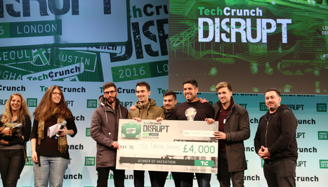 The Emotion Journal wins the Disrupt London 2016 Hackathon Grand Prize | Anat Lechner's My 2 Cents | Scoop.it