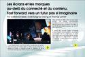 INfluencia tendance / La TV connectée | E-Transformation des médias (TV, Radio, Presse...) | Scoop.it