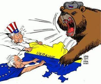 No Western White Knight Coming to Ukraine's Rescue | Global politics | Scoop.it