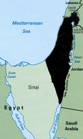 Why Google Earth Can't Show You Israel   Intelwars   Scoop.it