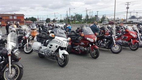 Des motocyclistes de la région roulent pour les maisons de soins palliatifs   Soins palliatifs, Fin de vie - A l'étranger   Scoop.it
