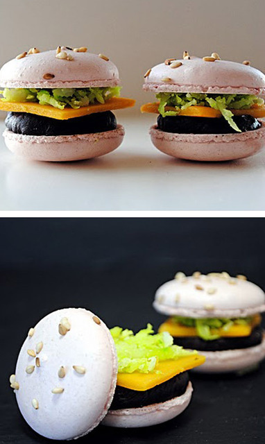 12 Weirdest Burgers | Strange days indeed... | Scoop.it