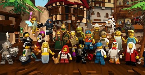 LEGO Minifig MMO Coming Soon. Make That LMMMO | All Geeks | Scoop.it