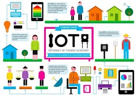 IOTA: Internet-of-Things Academy | superflux | Open Web | Scoop.it