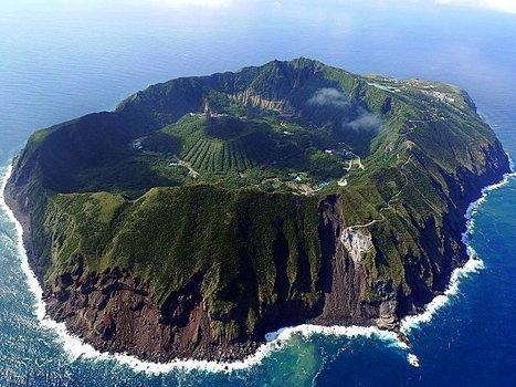 L'île 'Aogashima' - La plus petite ville du Japon   The Blog's Revue by OlivierSC   Scoop.it