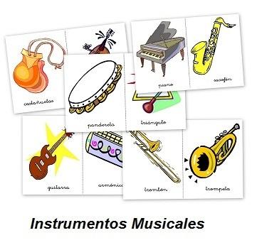 Fichas y sonidos de  instrumentos musicales. | Trompeta | Scoop.it